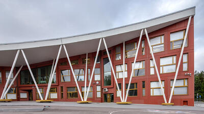 Auroran koulu, Espoo