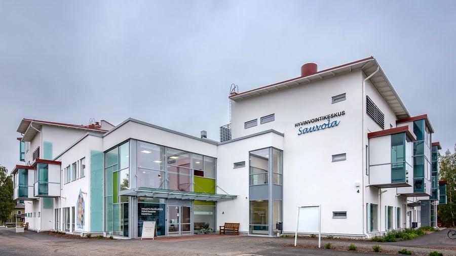 Iittalan hyvinvointikeskus, Hämeenlinna