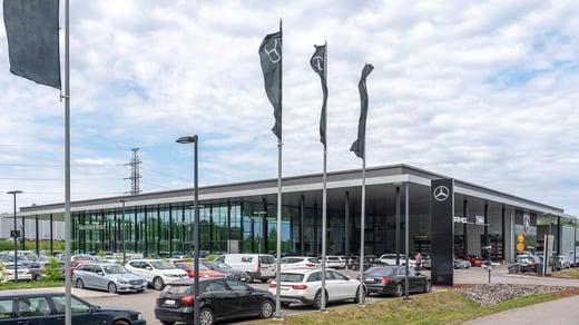 Mercedes Benz Airport, Vantaa