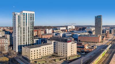 Luminary-tornitalo, Tampere