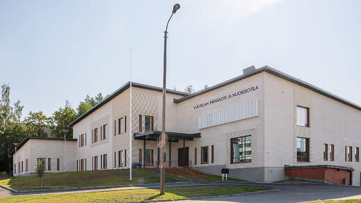 Vuorela kindergarten and youth center