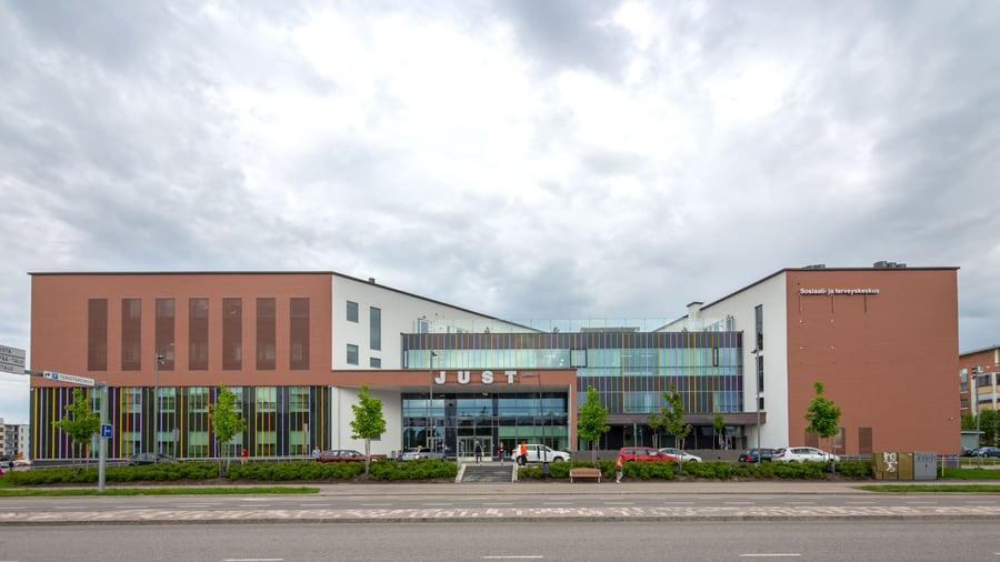 Sosiaali- ja terveyskeskus JUST, Järvenpää