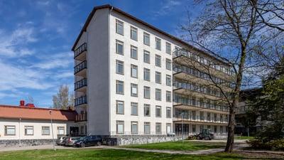 Lahden kaupunginsairaala, Lahti