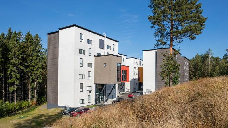 Samoilijatien opiskelija-asunnot, Kuopio