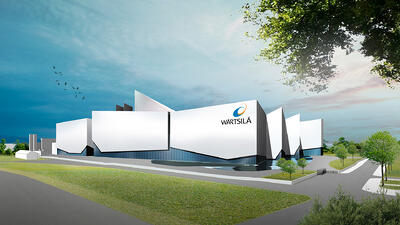 Wärtsilä Smart Technology Hub, Vaasa
