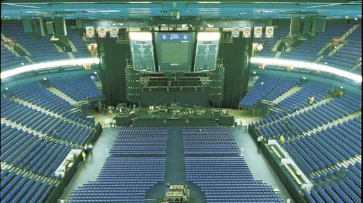 Hartwall Arena, Helsinki
