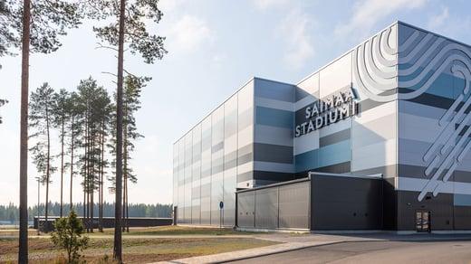 Saimaa Stadium, Mikkeli
