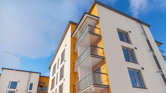 Kuopion ensimmäisissä puukerrostaloissa korostuu toistettavuus
