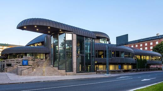 Metso city library, Tampere