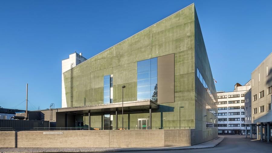 E-rakennus, TAYS Uudistamisohjelma 2020, Tampere