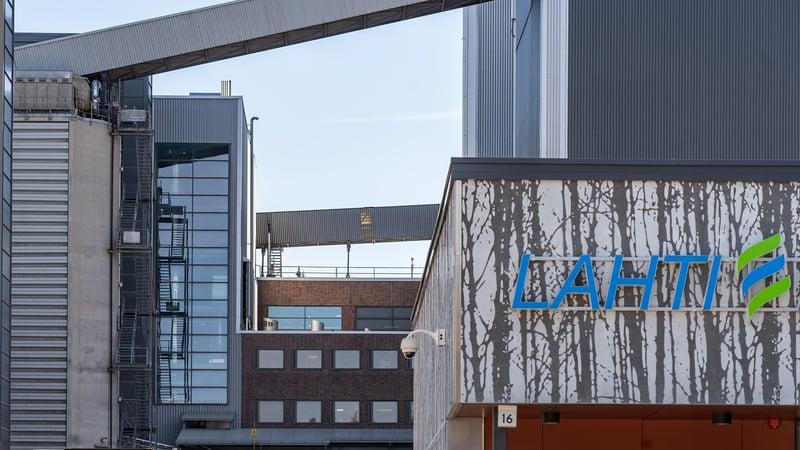 Kymijärven voimalaitos, Lahti