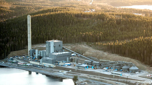 Keljonlahti power plant, Jyväskylä