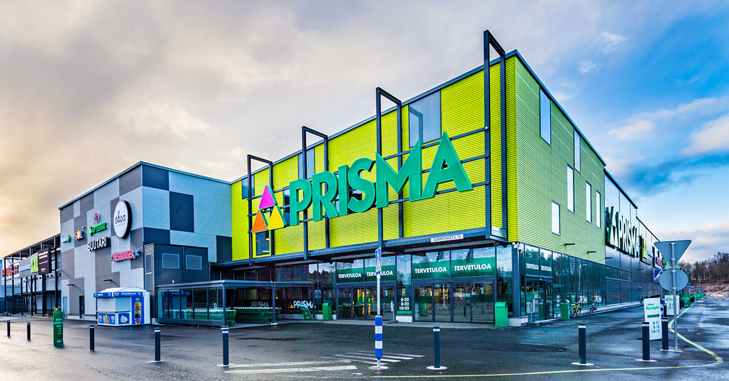 Kalevan Prisma, Tampere