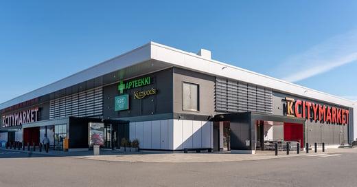 K-Citymarket supermarket, Sastamala