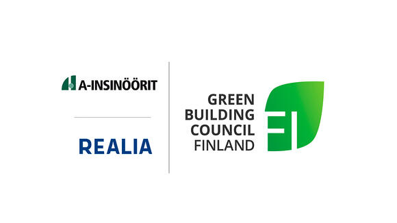 A-Insinöörit Green Building Council Finlandin kumppanijäseneksi vuonna 2021