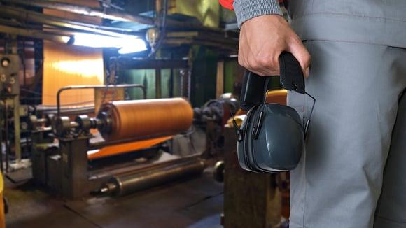 A-Insinöörien tutkimushanke etsii meluntorjunnan keinoja teollisuudessa