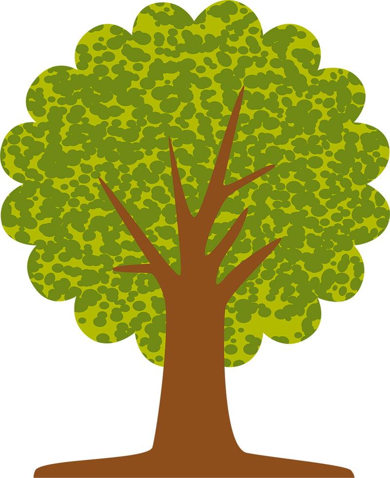 Istutamme kesätyötapahtumaan osallistuneiden puolesta puun.