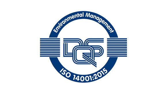 The AINS Group's construction management services granted the ISO 14001 environmental management system certificate