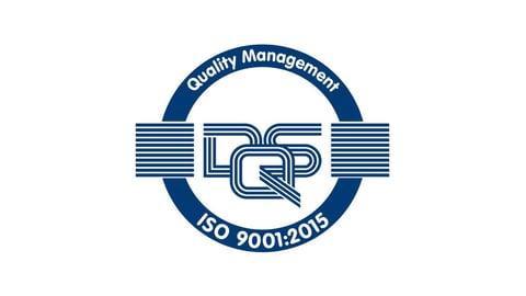 ISO 9001:2015 -laatusertifikaatti A-Insinöörien Civil Engineering -toimialalle