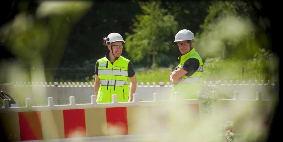 A-Insinöörien asiantuntijat toimivat rakennesuunnittelijoina Helsinki-huussa hankkeessa.