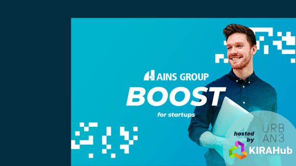 A-Insinöörit ja KIRAHub kutsuvat tukemaan alan startuppeja – Boost for startups 31.8.!