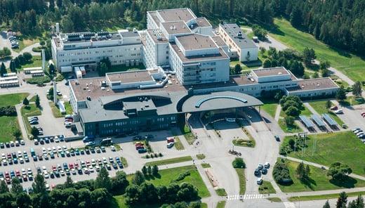 Allianssimalli ja VR-teknologia auttavat Lapin keskussairaalan laajennushanketta onnistumaan