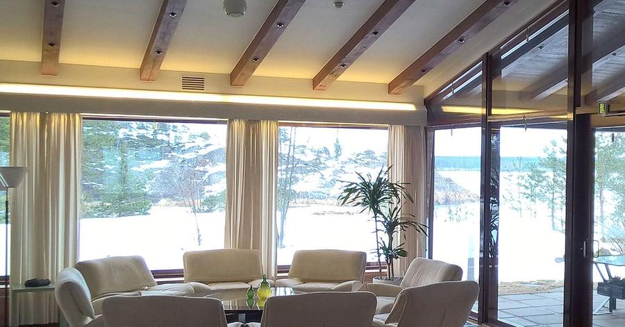 Neste Sandviken edustus- ja kokoustilat, Porvoo