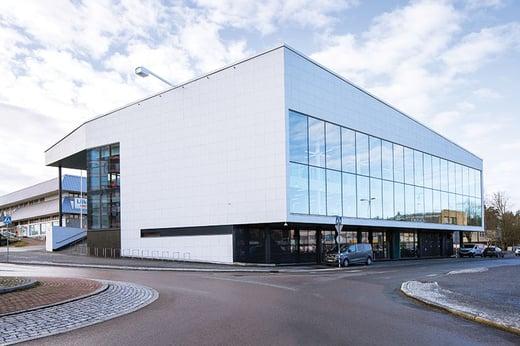 Nokian kirjasto- ja kulttuuritalo