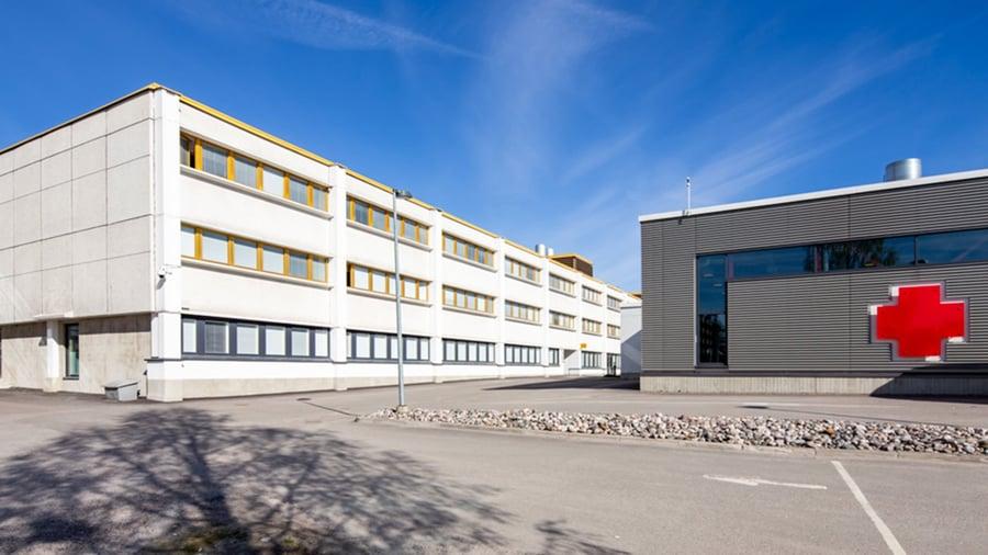 Keskussairaala Lahti