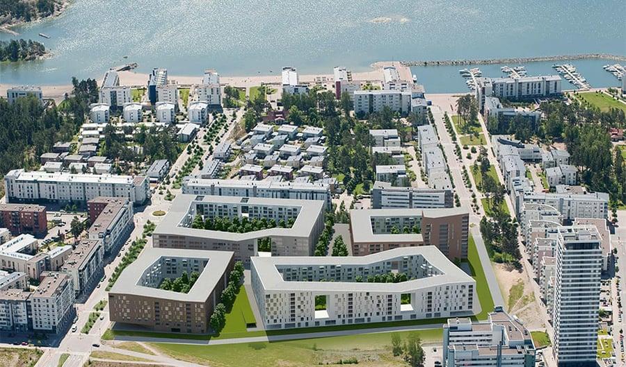 Robusta-kortteli, Helsinki