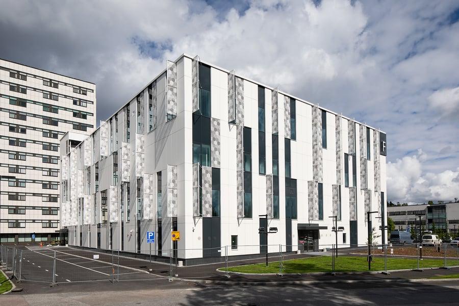 A, B, P ja K-rakennus, TAYS uudistamisohjelma, Tampere