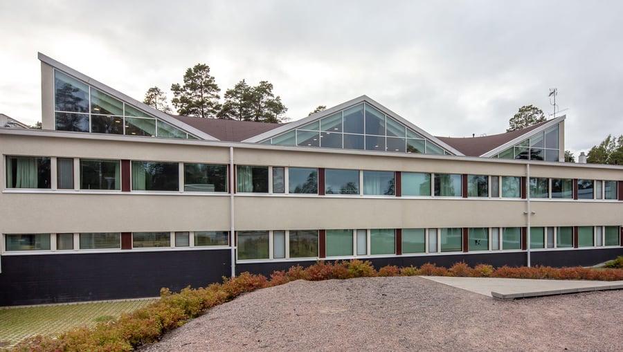 Tapiolan koulu ja lukio, Espoo