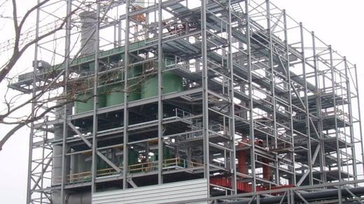 Langerbrugge boiler plant, Belgium