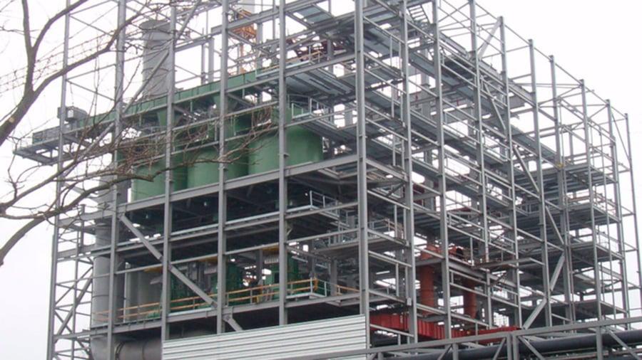 Langerbrugge voimalaitos, Belgia