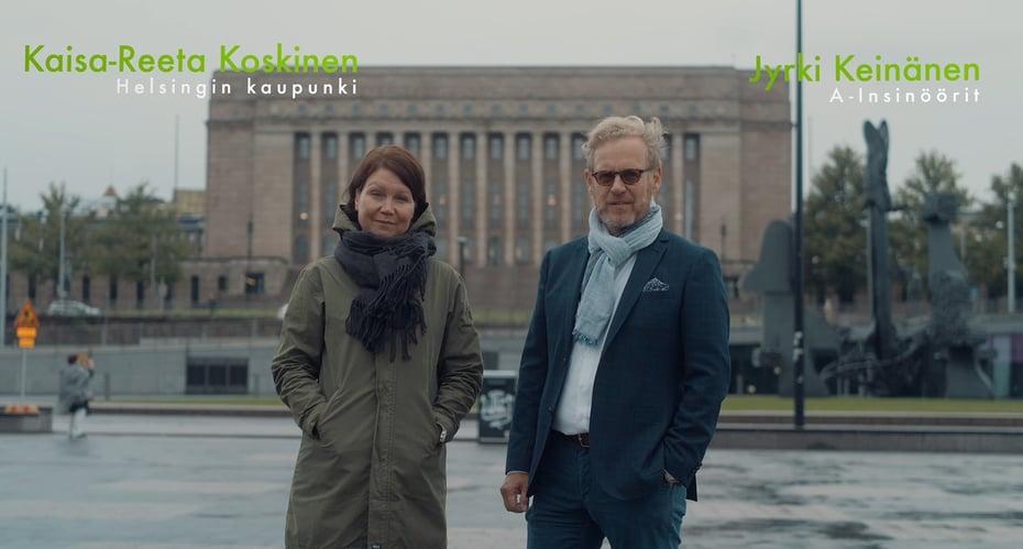 World Green Building Week 2021, BuildingLife lähettiläs Jyrki Keinänen.
