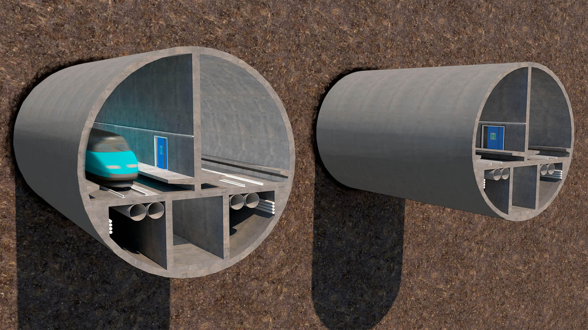 AINS Group and Pöyry are preparing for the next engineering phase of the railway tunnel between Finland and Estonia