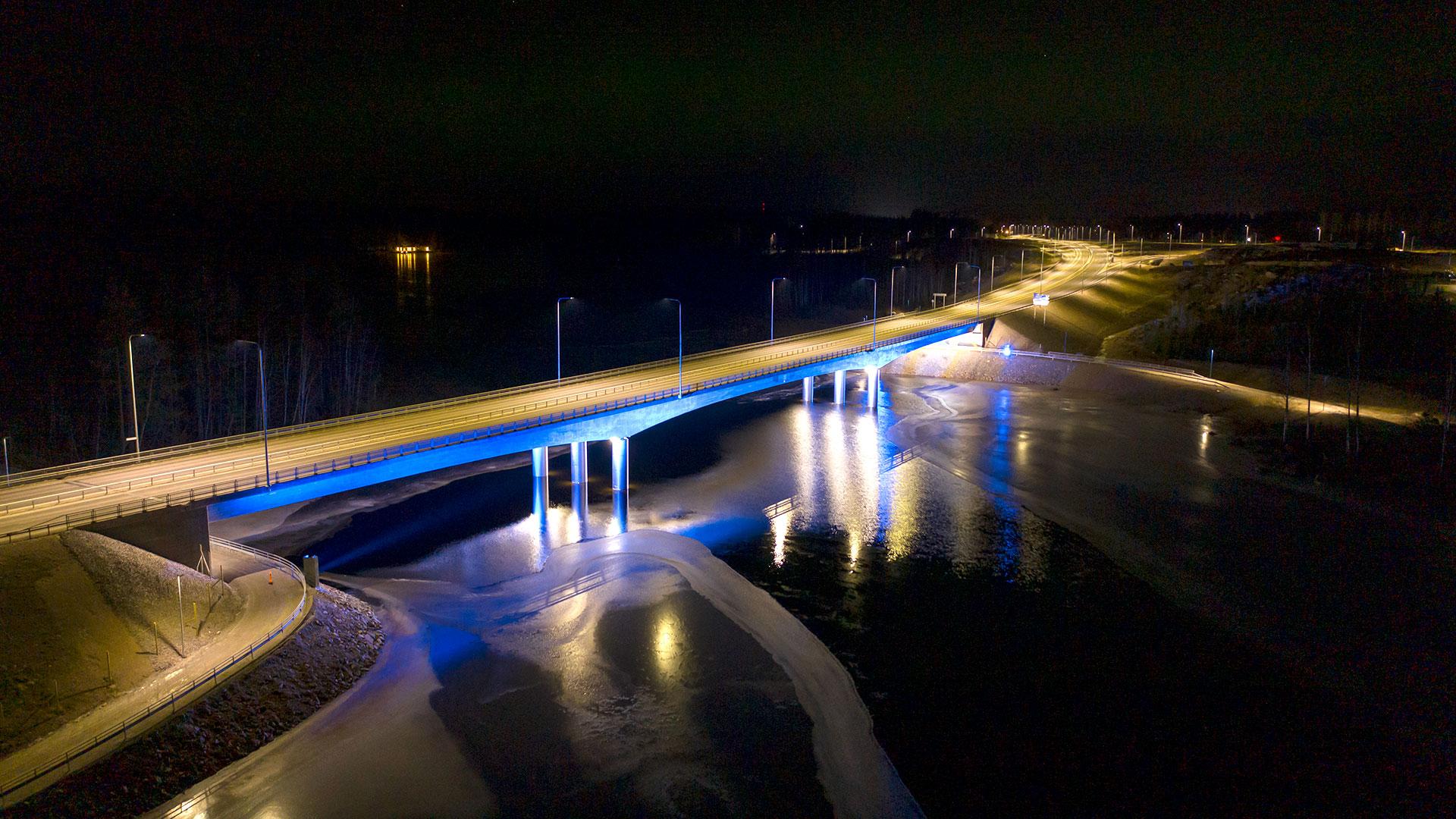 Tärttämäen silta, Äänekoski