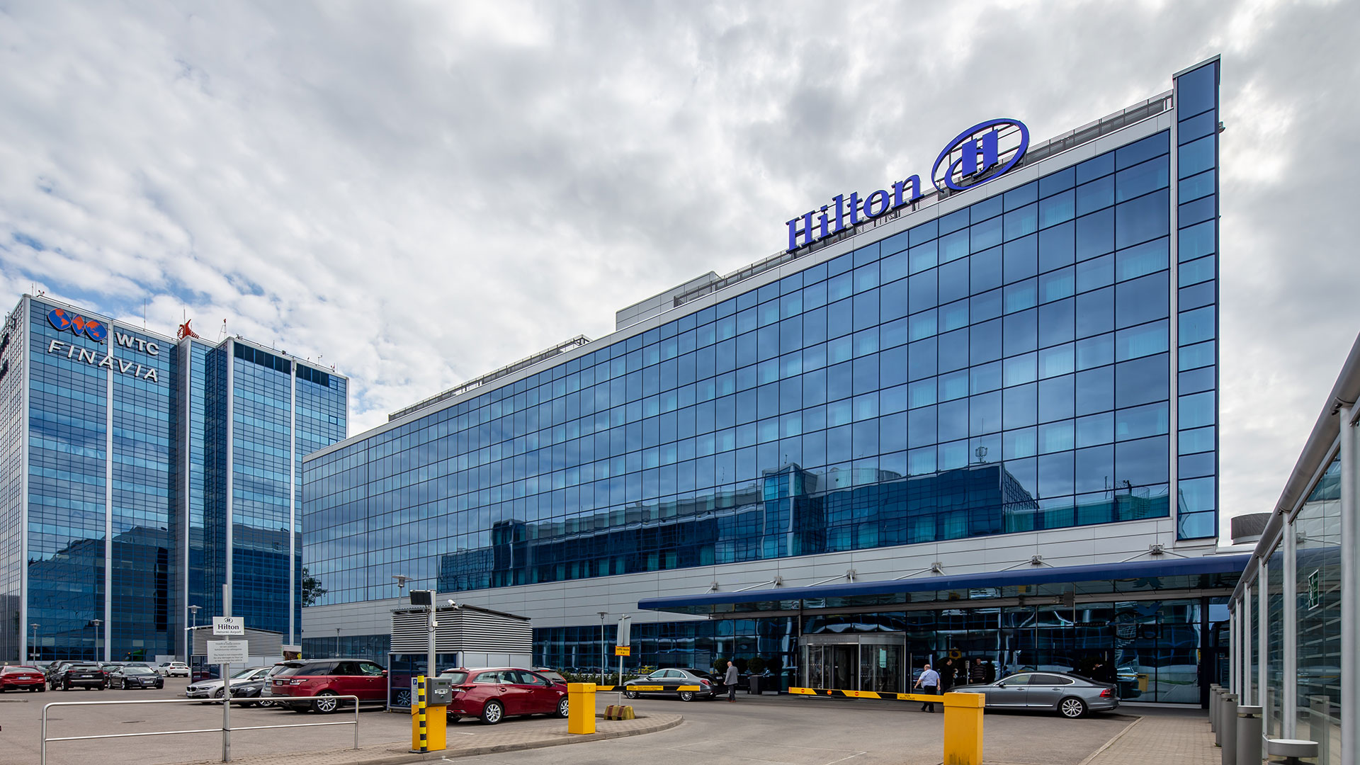 Hotel Hilton Helsinki Airport, Vantaa