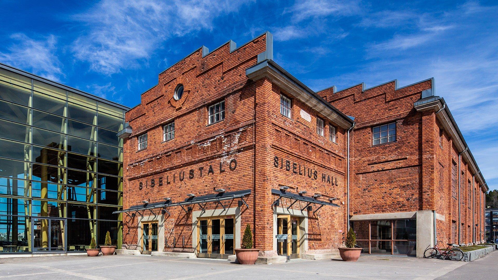 Sibeliustalo, Lahti