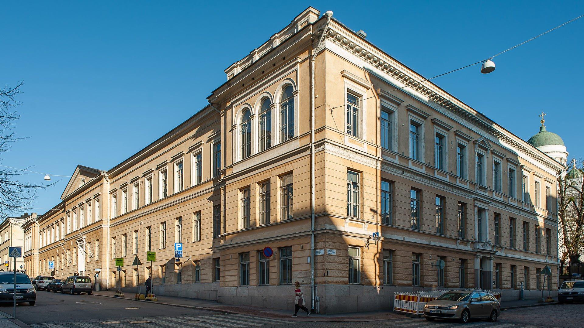 Fabianinkatu 35, Helsinki