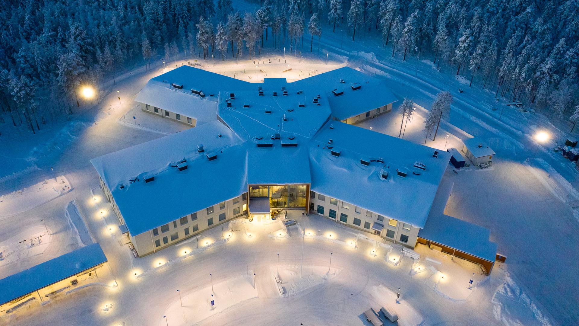 Sodankylän hyvinvointikeskus Sopukka, Sodankylä