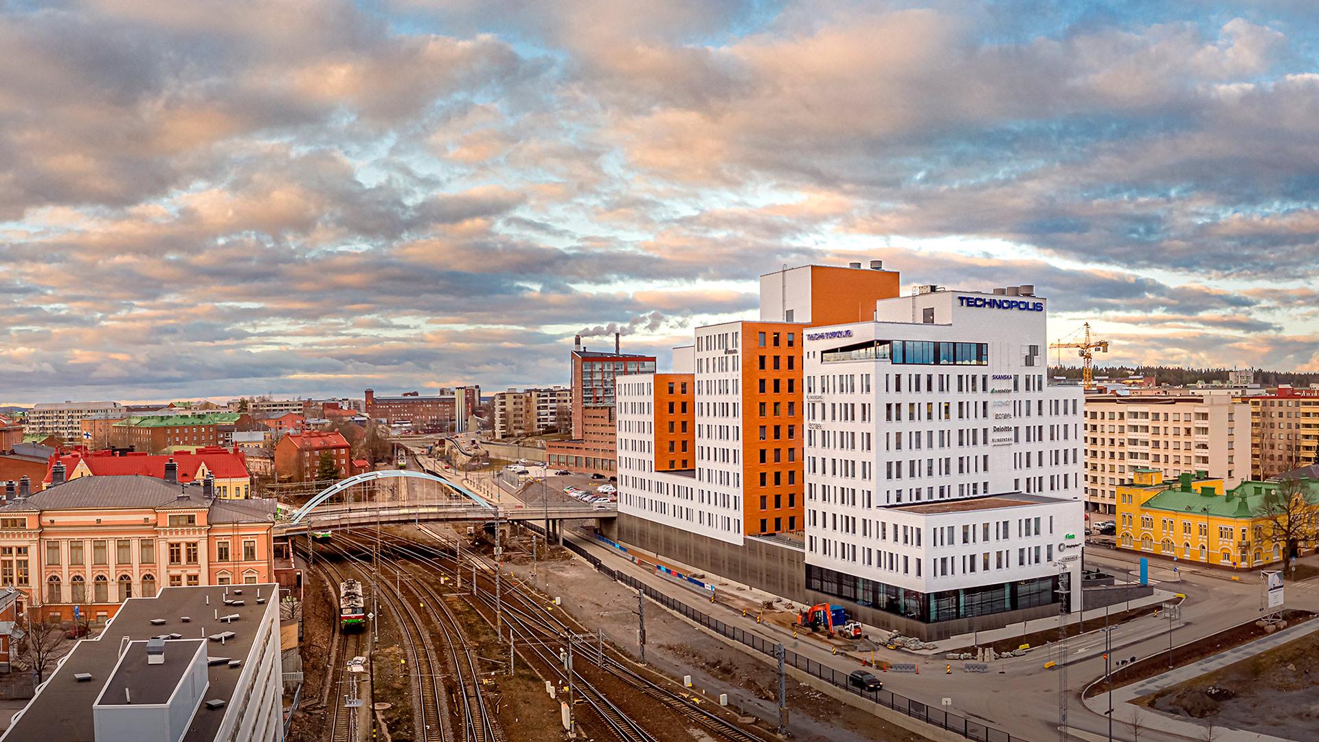 Technopolis Asemakeskus, Tampere