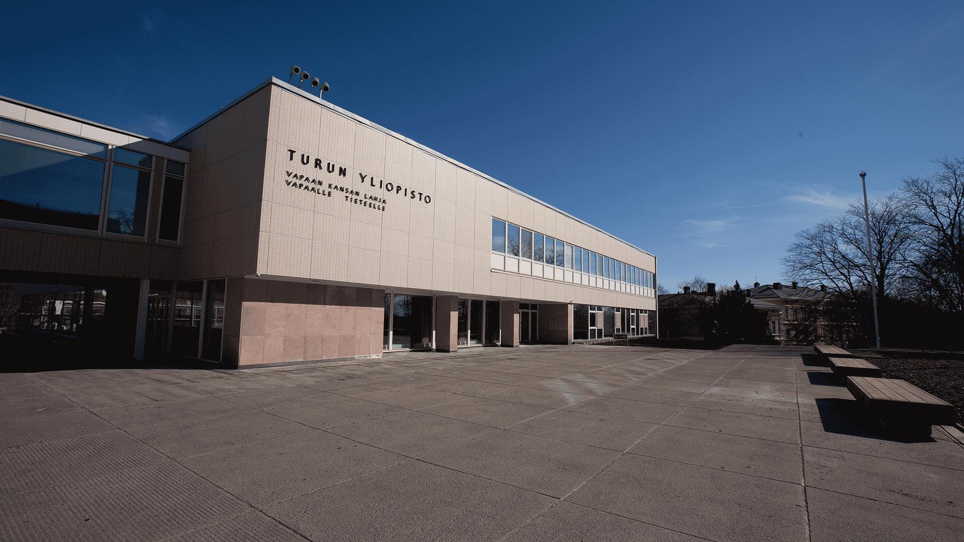 Turun yliopisto, pääkirjaston peruskorjaus