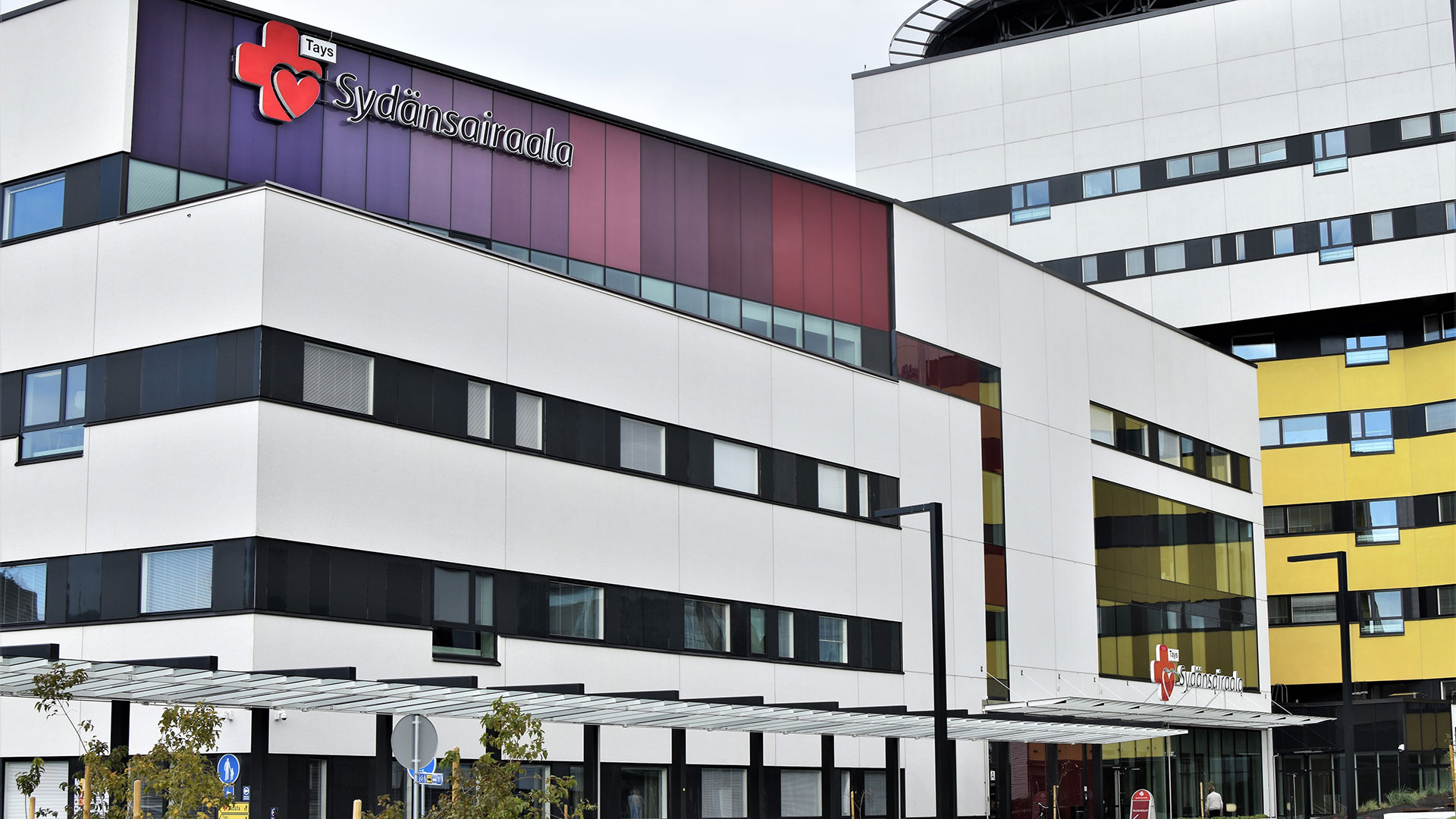 N-rakennus, Sydänsairaala, TAYS Uudistamisohjelma 2020, N-rakennus, Tampere